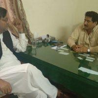 Engr Iftikhar Chaudhry Meeting