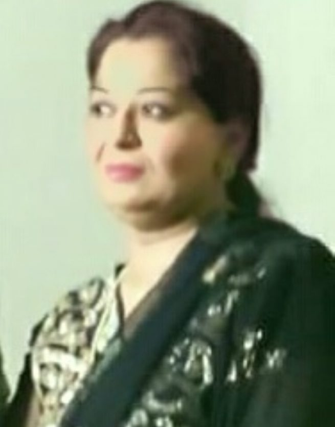 Fahmida Ghauri