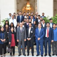 First Pakistani Youth Convention in France