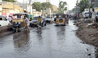 Karachi Sewerage System