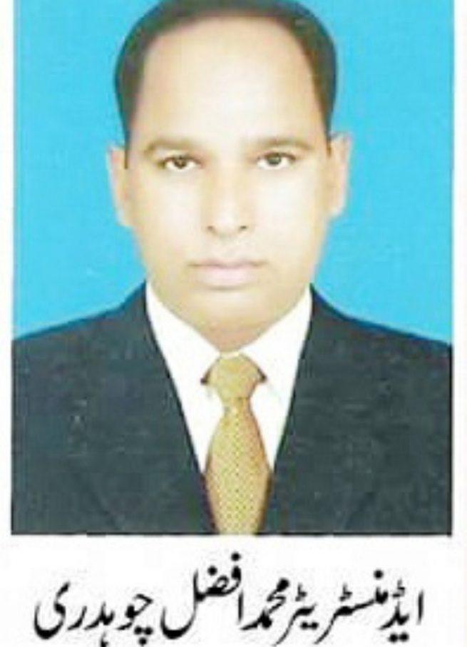 M. Afzal Chaudhry