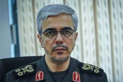 Major General Mohammad Bagheri