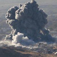 Mosul Missile Attack