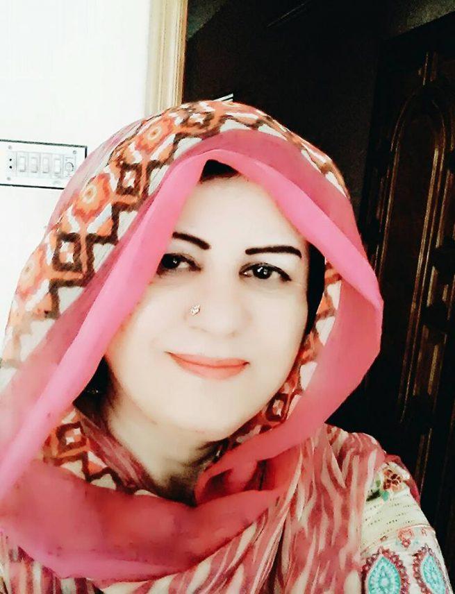 Mrs. Jamshed Khakwani