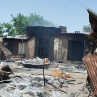 Nigeria Attack on Mosque