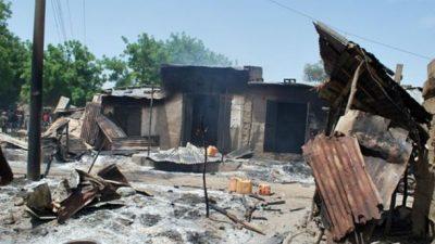 Nigeria Attack on Mosque