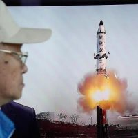 North Korea-Missile Test