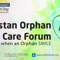 Pakistan Orphan Care Forum