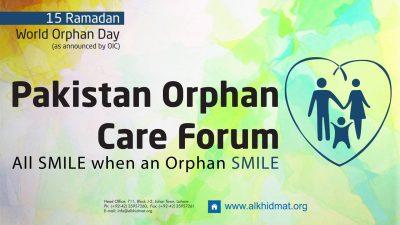Pakistan Orphan Care Forum