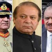 President, Prime Minister, Army Chief