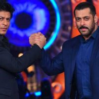 Shahrukh Khan and Salam Khan