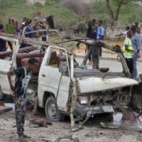 Somalia Car Bomb Blast