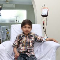 Thalassemia Patients