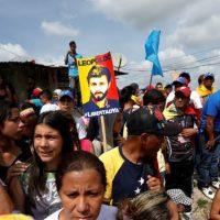 Venezuela Violent Protests