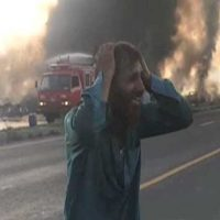 Bahawalpur – Oil Tanker Accident