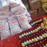 Haider Welfare Trust – distribution Ramadan Package