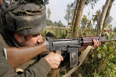 Indian Army - LOC Firing