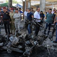 Iraq Suicide Attack