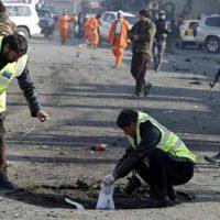 Kabul-Car Bomb Blast