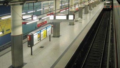 Metro Station Firing