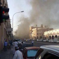 Saudi Arabia-Car Bomb Blast