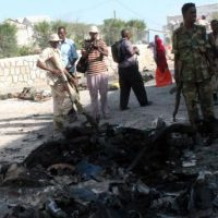 Somalia Suicide Attacks