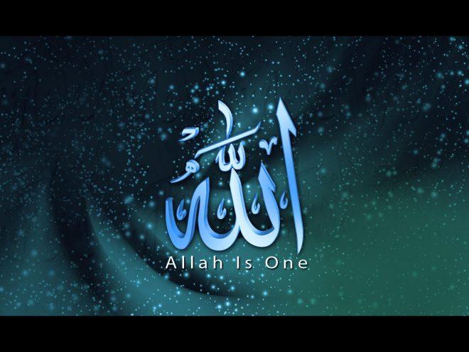 اپنی گفتگو اور سلوک سے اللہ تعالی پر کامل اعتماد کا مظاہرہ ہونا چاہیے