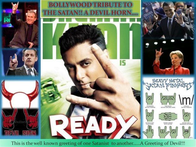 Bollywood Tribute to Satan!!! Salman Khan