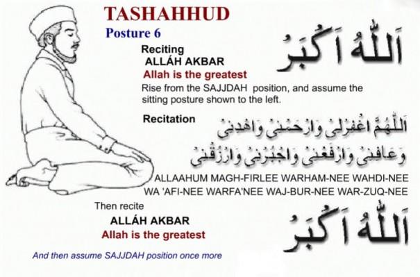09 - Tashahhud