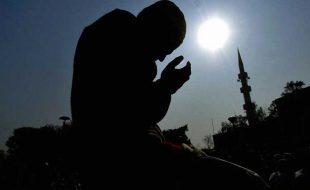ہماری دعا کا مرکز اللہ پر مکمل یقین اور اسکی رضا ہے