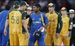 مینڈس کی ریکارڈ بولنگ : سری لنکا نے سیریز جیت لی