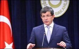 شامی حکومت مخالفین کے خلاف فوجی کارروائی فوری بند کرے،ترکی