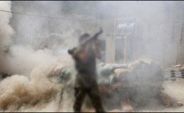 افغانستان : امریکی بیس پر خود کش حملہ،3گارڈز زخمی، ہلاکتوں کا خدشہ