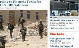 القاعدہ نے امریکا پر حملے کی کوششیں تیز کر دیں،امریکی اخبار