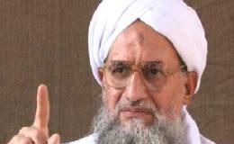 الظواہری کا اسامہ کی موت کا بدلہ لینے اور جہاد جاری رکھنے کا اعلان