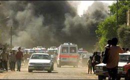 عراق دھماکوں سے گونج اٹھا چار فوجی افسروں بچوں اور خواتین سمیت 70 ہلاک 300 زخمی