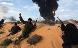 طرابلس: لیبیا میں باغیوں نے تربیتی مراکز قائم کرلئے