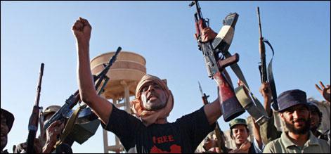 لیبیا:باغیوں کا البریقہ،شہدا اسکوائر پر دوبارہ قبضے کا دعوی