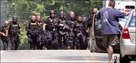 اوہایو: دو واقعات میں 8 افراد ہلاک