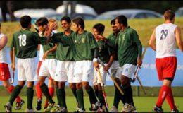 قاہرہ : پاکستان جونیئر ہاکی ٹیم کی مصرکی سینئر ٹیم کو 1-2 سے شکست