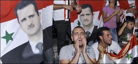 شام میں حکومت مخالفین کے خلاف کارروائی میں 5 افراد ہلاک