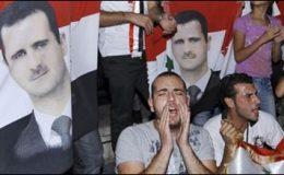 شام میں سیکورٹی فورسز سے مزید دس افراد کو ہلاک کردیا