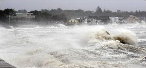 امریکہ:سمندری طوفان کی شدت کم ہوگئی، 20 ہلاکتیں
