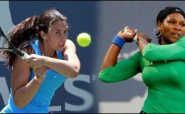 اسٹینڈفورڈ اوپن ٹینس فائنل: سرینا اورمارئین مدمقابل