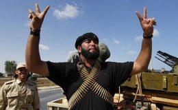 لیبیا: سرت میں فائربندی کی کوششیں