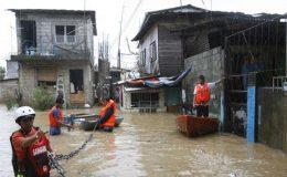 فلپائن: سمندری طوفان کے بعد بحالی کے کام کا آغاز