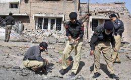 پشاور : اسکول وین پر فائرنگ تین بچوں سمیت چار ہلاک