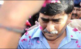 آفاق احمد ایم پی او کے تحت ایک ماہ کیلئے نظر بند