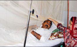 پنجاب میں ڈینگی بخار کے مریضوں کی تعداد 1800سے زائد ہو گئی