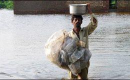 سندھ میں بارشوں کے ریکارڈ ٹوٹ گئے،139افراد ہلاک